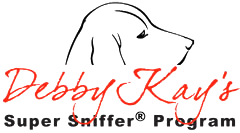 Debby Kay Detection Dog Training